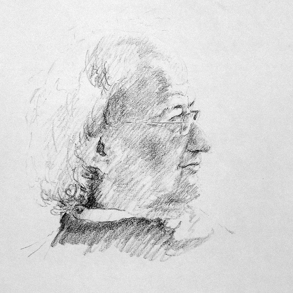 Ritratto al Maestro Cavazzon